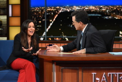 Pamela Adlon - The Late Show with Stephen Colbert: September 21st 2017
