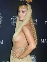 Joanna Krupa  Maxim Halloween Party in 1