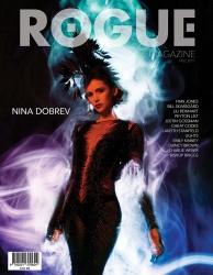 Nina Dobrev - Rogue Magazine Fall 2017