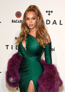 Beyonce - Tidal Event In NYC (10/17/17)