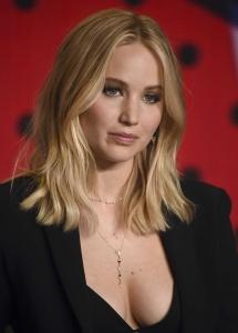 Jennifer Lawrence at TIFF Press Conference of 21