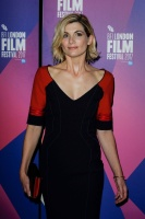 "Jodie Whittaker - ""Journeyman"" premiere at BFI London Film Festival 10/12/17"