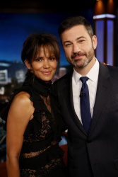 Halle Berry - Jimmy Kimmel Live: September 21st 2017