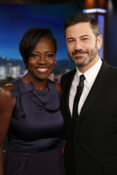 Viola Davis - Jimmy Kimmel Live: September 25th 2017