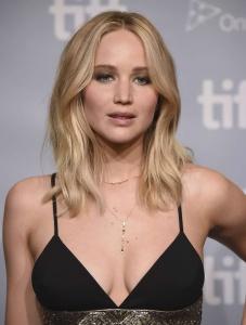 Jennifer Lawrence at TIFF Press Conference of 6