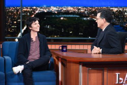 Tig Notaro - The Late Show with Stephen Colbert: October 13th 2017