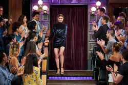 Ana de Armas - The Late Late Show with James Corden: October 5th 2017