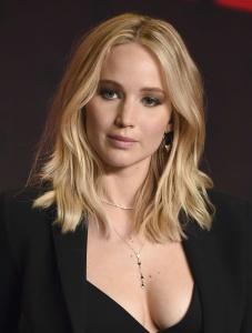 Jennifer Lawrence at TIFF Press Conference of 18