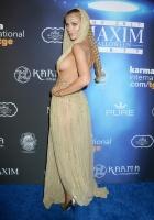 Joanna Krupa  Maxim Halloween Party in 6