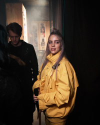 Billie Eilish - The Late Late Show with James Corden: September 20th 2017