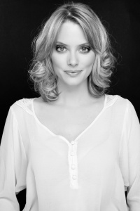 April Bowlby - Manfred Baumann Photoshoot at Sunset Marquis Hotel in Los Angeles (2/4/12)
