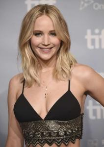 Jennifer Lawrence at TIFF Press Conference of 1