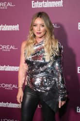 Hilary Duff - Entertainment Weekly Pre-Emmy Party in West Hollywood 9/15/17