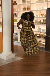 Danielle Brooks - The Chew: September 26th 2017