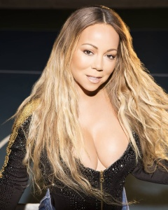 "Mariah Carey - Unknown Busty ""Bowling Alley"" Photoshoot (9/21/17)"