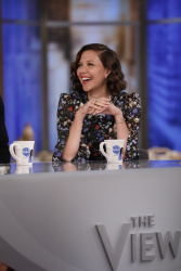 Maggie Gyllenhaal - The View: September 15th 2017