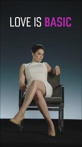 "Rachel Bloom - ""Sharon Stone 'Basic Instinct' leg cross"" (Crazy Ex-Girlfriend Promo)"