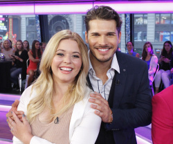 Sasha Pieterse - Good Morning America: September 6th 2017