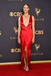 Yvonne Strahovski - 69th Annual Primetime Emmy Awards in Los Angeles 9/17/17
