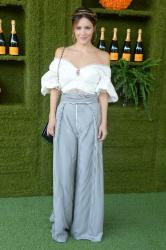 Katharine McPhee - Veuve Cliquot Polo Classic in LA 10/14/17