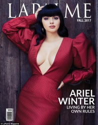 Ariel Winter - LaPalme Magazine Fall 2017