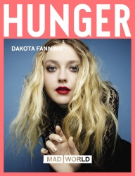 Dakota Fanning - Hunger Magazine Issue 13