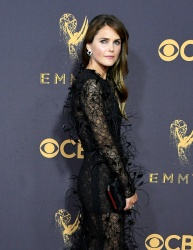 Keri Russell - 69th Annual Primetime Emmy Awards in LA 9/17/17