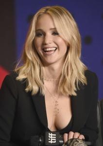 Jennifer Lawrence at TIFF Press Conference of 15