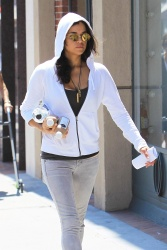 Michelle Rodriguez - Out in Beverly Hills 8/30/17