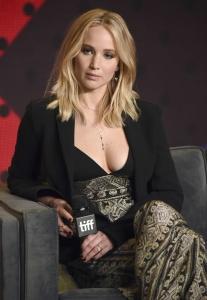 Jennifer Lawrence at TIFF Press Conference of 17