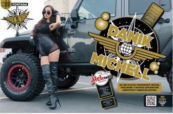 Danik Michell Revista H Octubre 2017 [FOTOS – PDF] 11