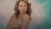 Lesley-Ann Brandt - 2017 Leslie Alejandro Photoshoot (pregnant nude covered) 720p