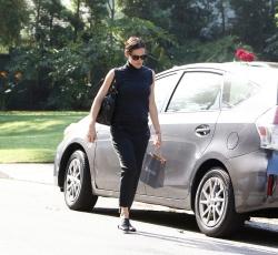 Jennifer Garner - Arrives at a private event in Los Angeles 10/13/17