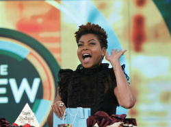 Taraji P. Henson - The View: October 6th 2017