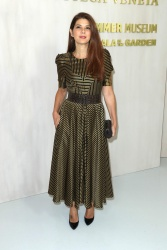 Marisa Tomei - Hammer Museum's Gala in the Garden in Los Angeles 10/14/17