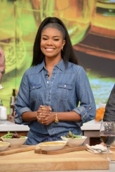 Gabrielle Union - The Chew: October 20th 2017