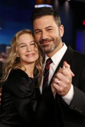 Renee Zellweger - Jimmy Kimmel Live: October 11th 2017