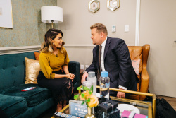 America Ferrera - The Late Late Show with James Corden: September 25th 2017
