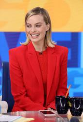 Margot Robbie - Good Morning America: October 11th 2017