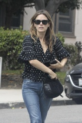 Rachel Bilson - Shopping in Los Angeles 9/20/17
