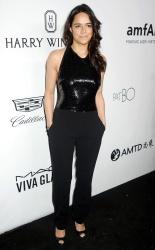 Michelle Rodriguez - amfAR Inspiration Gala in Los Angeles 10/13/17