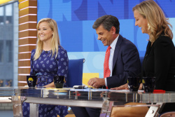 Reese Witherspoon - Good Morning America: September 7th 2017