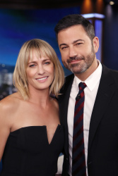 Robin Wright - Jimmy Kimmel Live: October 4th 2017