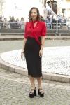 Maggie Gyllenhaal -                    Miu Miu Fashion Show Paris October 3rd 2017.