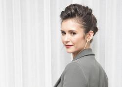 Nina Dobrev - 'Flatliners' Press Conference 9/21/17