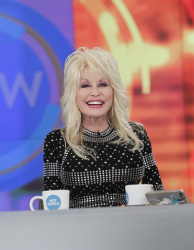 Dolly Parton - The View: October 16th 2017