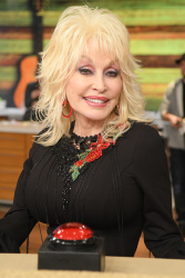 Dolly Parton - The Chew: October 17th 2017