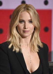 Jennifer Lawrence at TIFF Press Conference of 25