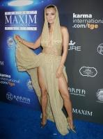 Joanna Krupa  Maxim Halloween Party in 8