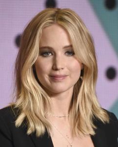 Jennifer Lawrence at TIFF Press Conference of 26